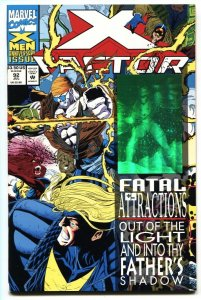 X-Factor #92 Marvel 1993- 1st appearance of Exodus NM-