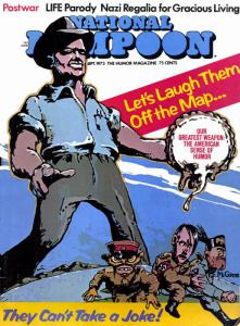 National Lampoon #42 FN; National Lampoon | save on shipping - details inside