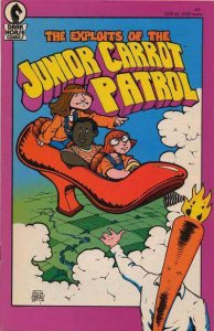 EXPLOITS OF THE JUNIOR CARROT PATROL (DH) 1-2THE SET!