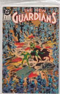 The New Guardians #3 (1988)