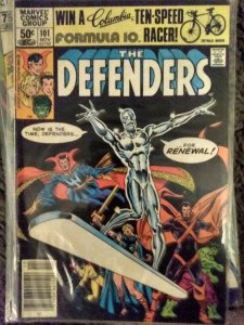 The Defenders #101 (1981)