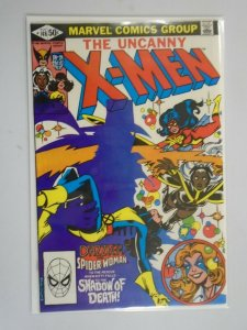 Uncanny X-Men #148 featuring Dazzler Direct edition 8.0 VF (1981 1st Series)