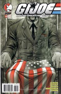 G.I. Joe Comic Book #34 VF/NM; Image | save on shipping - details inside