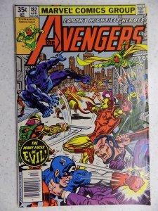 The Avengers #182 (1979)