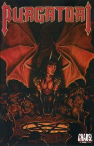 Purgatori: Empire #1 VF/NM; Chaos | save on shipping - details inside