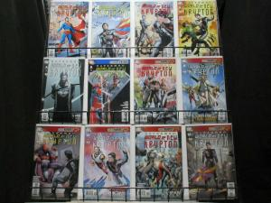 SUPERMAN WORLD OF NEW KRYPTON (2009) 1-12  COMPLETE!