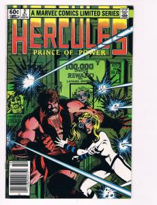 Hercules Prince Of Power # 2 Marvel Comic Books Awesome Modern Age Issue WOW S48