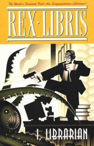 Rex Libris TPB #1 VF; Slave Labor | save on shipping - details inside