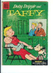Dotty Dripple & Taffy #646 - Golden Age - Sept., 1955 (G)