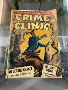 Crime Clinic 5 GD-/GD