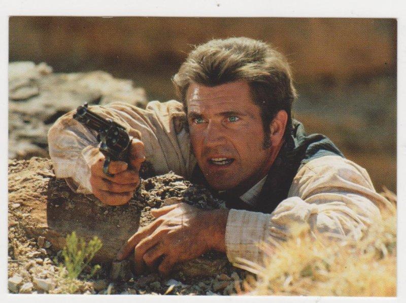 1994 Maverick the Movie Promo Card #P3