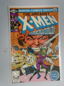 Uncanny X-Men #146 Direct edition 7.0 FN VF (1981 1st Series)