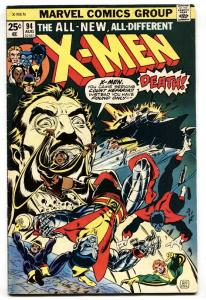 X-men #94 -2nd Storm & Colossus -1975 New X-men