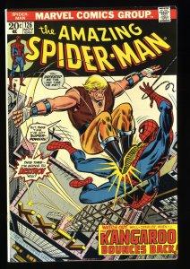 Amazing Spider-Man #126 VF+ 8.5 Kangaroo!