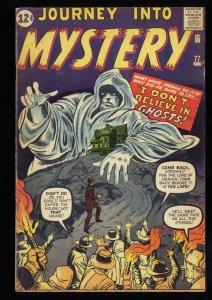 Journey Into Mystery #77 VG+ 4.5