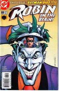 Robin(vol. 1) # 81,82,83,84,85,87,88,89  Joker, Spoiler, Batman, Batgirl,Kobra !