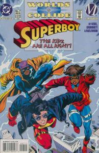 Superboy (3rd Series) #7 VF/NM; DC | save on shipping - details inside