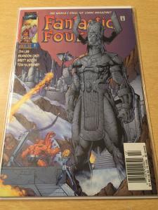 Fantastic Four #9 Heroes Reborn
