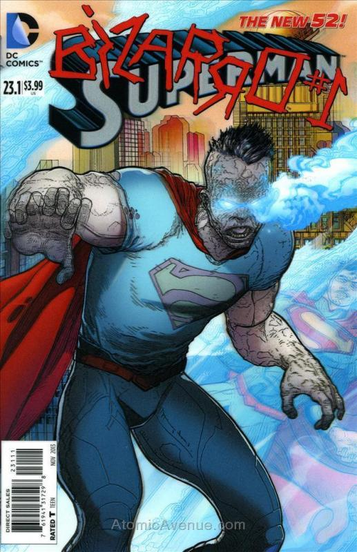 Superman (3rd Series) #23.1 VF/NM; DC | save on shipping - details inside