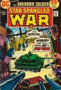 Star Spangled War Stories (1952 series) #174, Good (Stock photo)