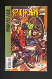 Spider-Man Marvel Age #2 June 2004