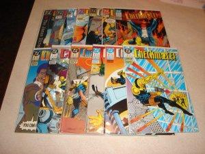 Checkmate Lot 13 Comics #3-14, 16 Copper Age F-VF Solid Run!!