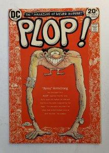 PLOP #1 THE NEW MAGAZINE OF WEIRD HUMOR DC COMICS 1973 VF-/VF