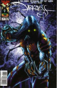 Darkness, The (Vol. 2) #7A VF/NM; Image | save on shipping - details inside