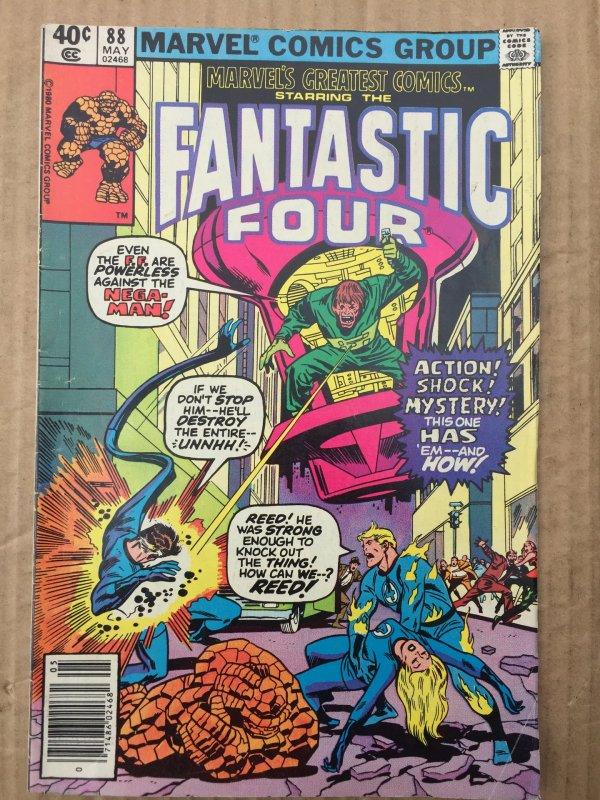 Marvel's Greatest Comics #88