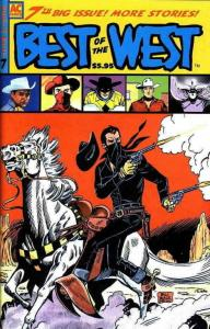 Best of the West (AC) #7 VF/NM; AC | save on shipping - details inside