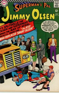 Superman's Pal Jimmy Olsen 94  F