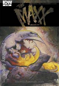 Maxx, The: Maxximized #9 VF/NM; IDW | save on shipping - details inside
