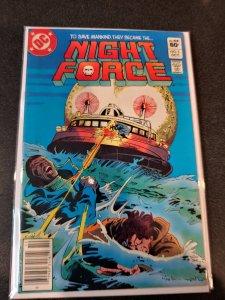 NIGHT FORCE #3 VF/NM