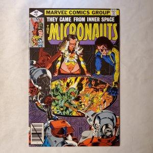 Micronauts 14 Very Fine Art by Howard Chaykin