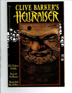 Clive Barker's Hellraiser #16 - Sam Keith - Epic - Low Print Run - 1991 - NM