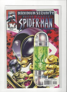 Peter Parker Spider-Man (Vol 2) #24 Maximum Security Marvel Comic NM