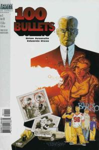 100 Bullets #1 VF/NM; DC/Vertigo | save on shipping - details inside