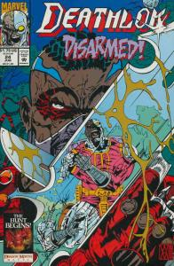 Deathlok (2nd Series) #24 VF/NM; Marvel   save on shipping - details inside