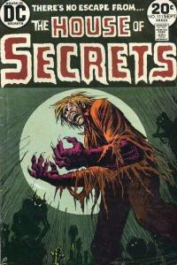 House of Secrets (1956 series) #111, Fine- (Stock photo)