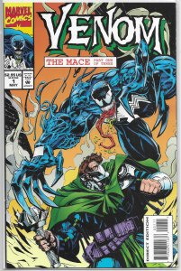 Venom: The Mace (1994) #1 of 3 VF/NM Potts, Sharp
