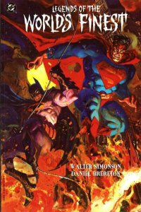 Legends of the World's Finest Trade Paperback #1, NM- (Stock photo)