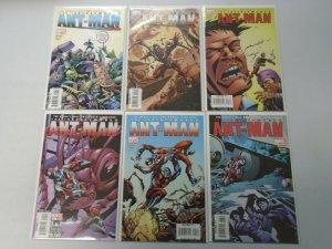 Irredeemable Ant-Man set #1-12 8.0 VF (2006)