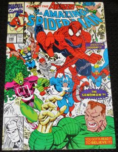 The Amazing Spider-Man #348 (1991)