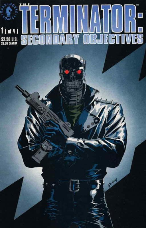 Terminator: Secondary Objectives #1 VF/NM; Dark Horse | save on shipping - detai