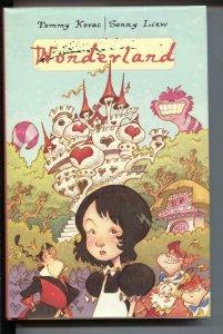 Wonderland-Tommy Kovac-Hardcover
