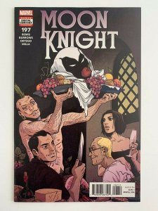 Moon Knight #197 (Marvel Comics 2018) NM