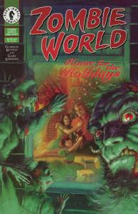 ZombieWorld: Home for the Holidays #1 VF/NM; Dark Horse | save on shipping - det