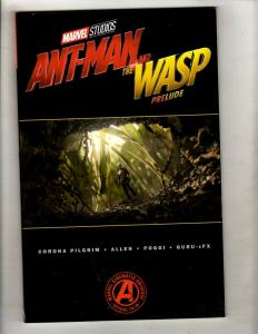 Ant-Man & The Wasp Prelude Marvel Comics TPB Graphic Novel Comic Book J348