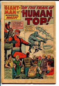 Tales To Astonish #55 1964-Marvel-Human Top-P