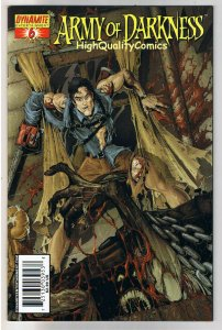 ARMY of DARKNESS #6, NM, Biggs, Chainsaw, Gun, 2005, more in store